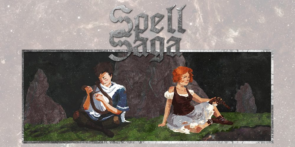 Kickstarter Tabletop Alert: The Return of Spell Saga