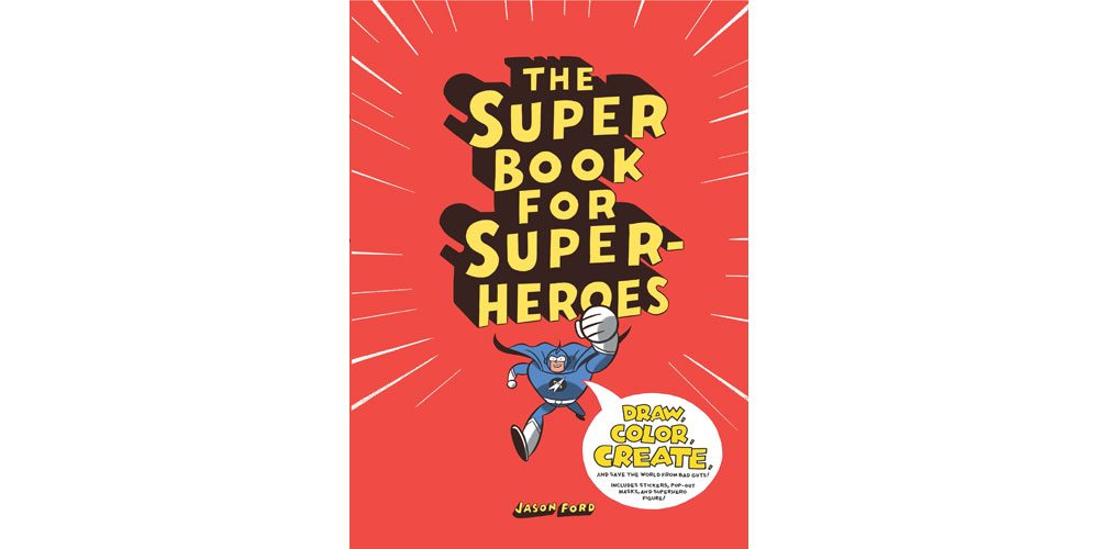 SuperBookforSuperHeroes