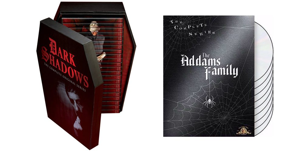 dark shadows addams family