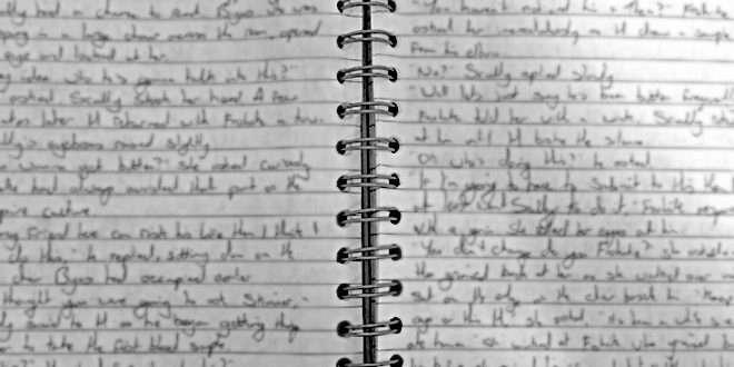 Nano: Write Fast, Edit Later © Sophie Brown