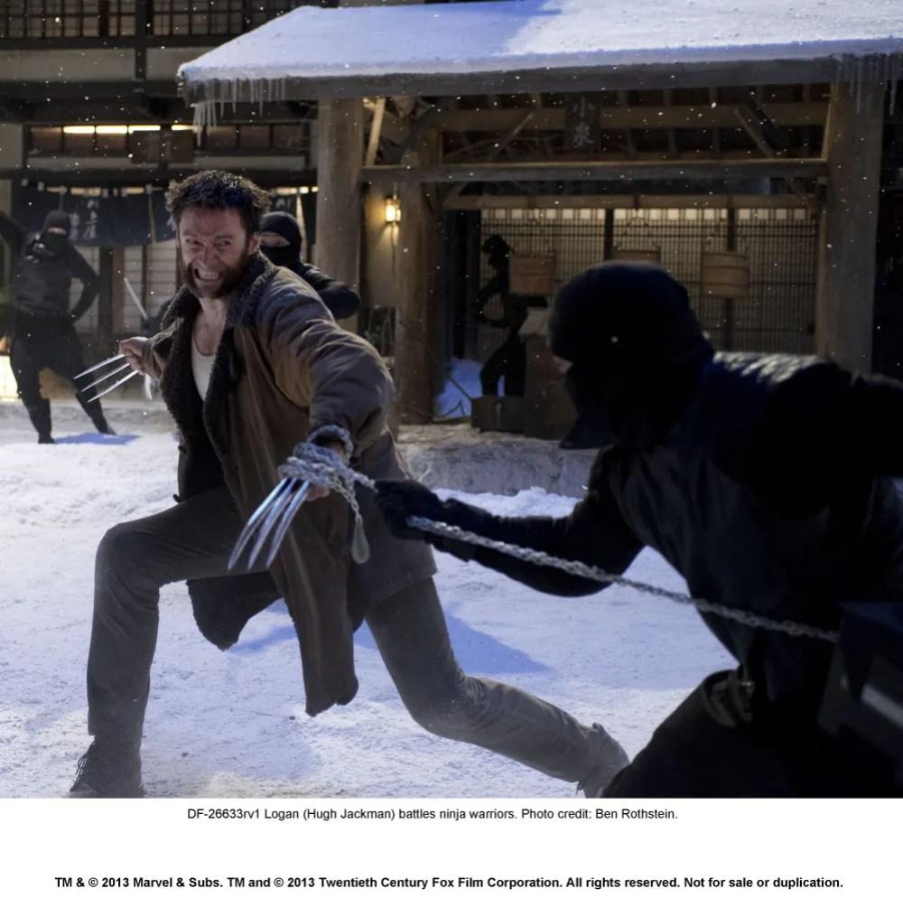 Wolverine & Ninjas