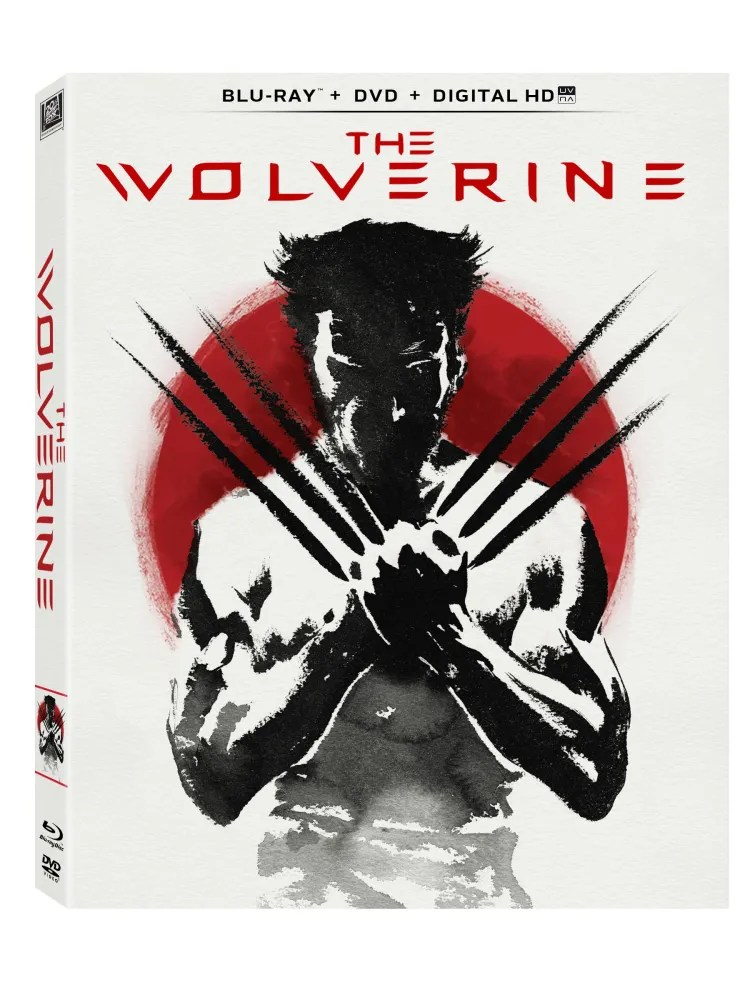 The Wolverine Blu-ray/DVD