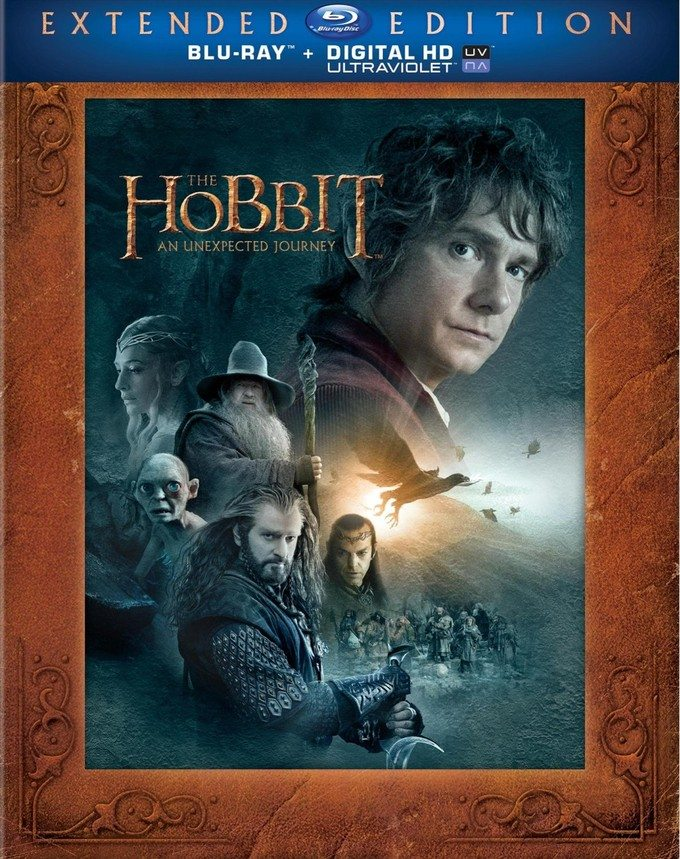 The Hobbit: An Unexpected Journey Extended Edition: Overstuffed