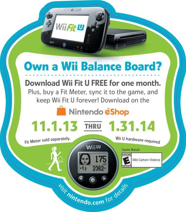 Wii Fit U promo
