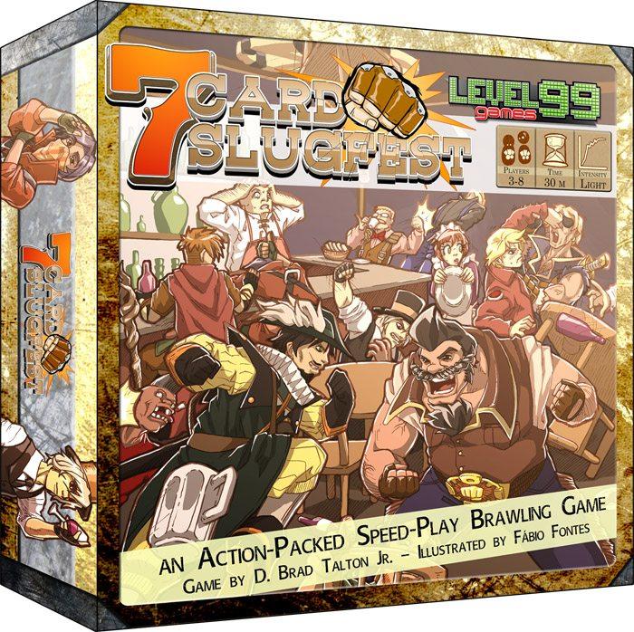 7-Card Slugfest