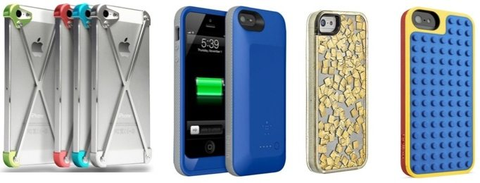 4 excellent case choices for iPhone 5s