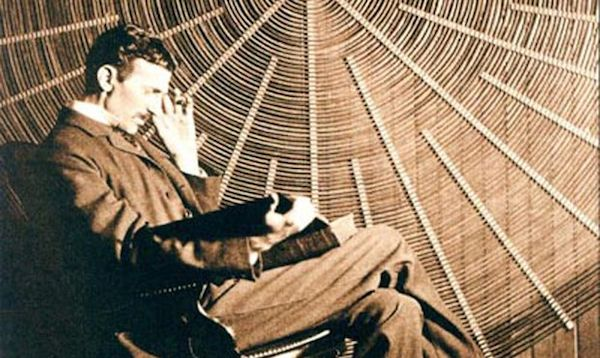 Tesla had a dream: Free energy for everyone.