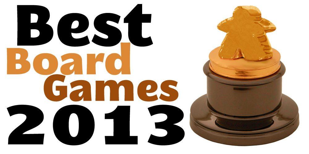 Best Board Games 2013