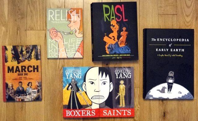 Best Comics 2013