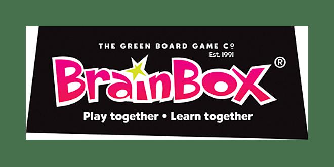 BrainBox © The Green Board Game Co.