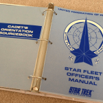 Star Fleet Officer's Manual