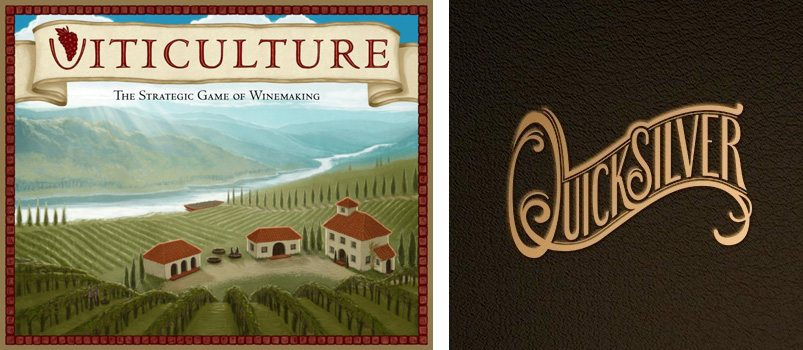 Viticulture and Quicksilver