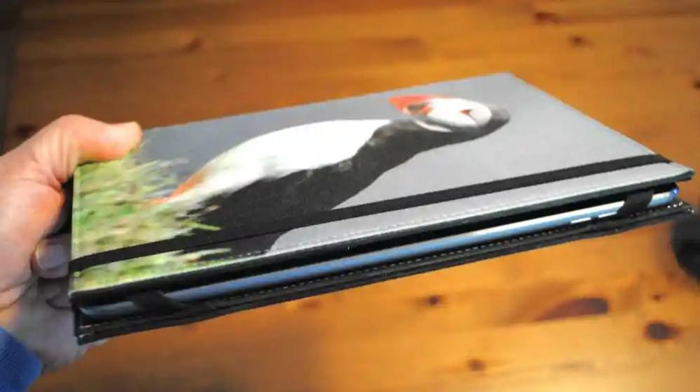 Caseables customized iPad Air case