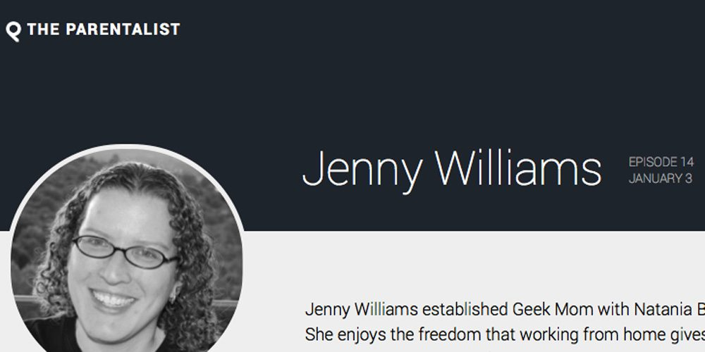 Jenny Williams - The Parentalist
