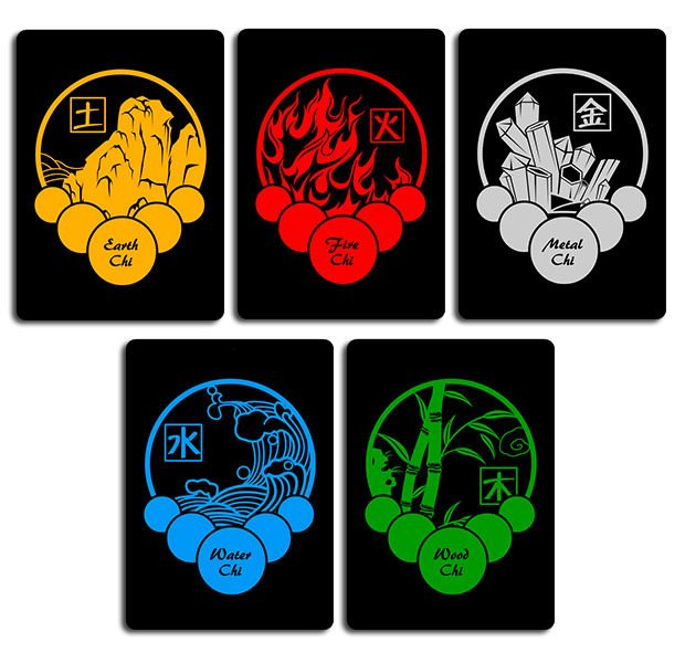 Lineage town cards