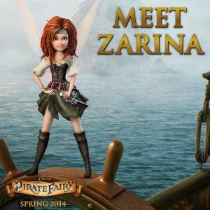 Disney's Pirate Fairy, image copyright Disney.