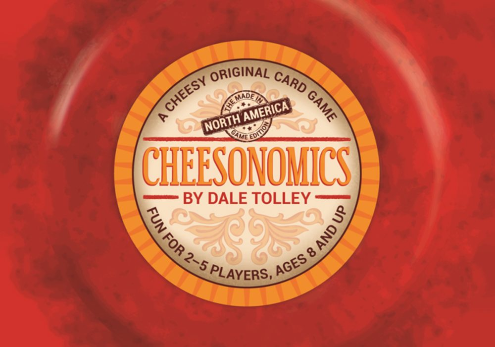 Cheesonomics label