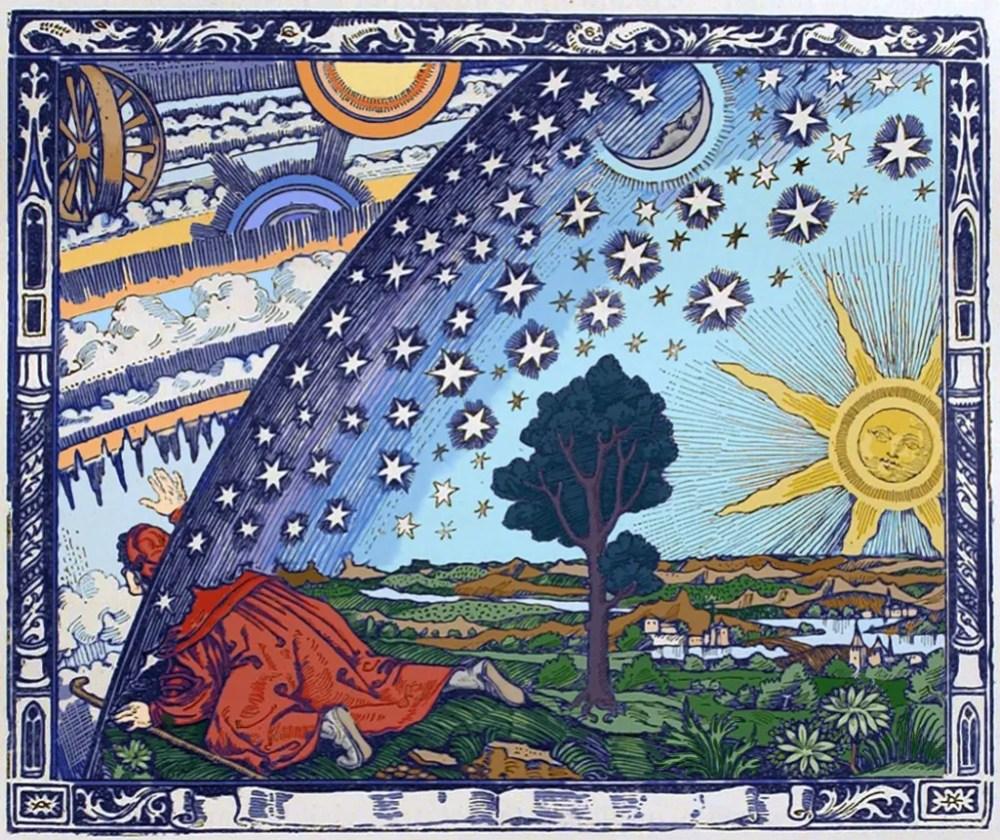 Camille Flammarion, L'Atmosphere, Meteorologie Populaire, Paris 1888  (CC BY-SA 2.0)