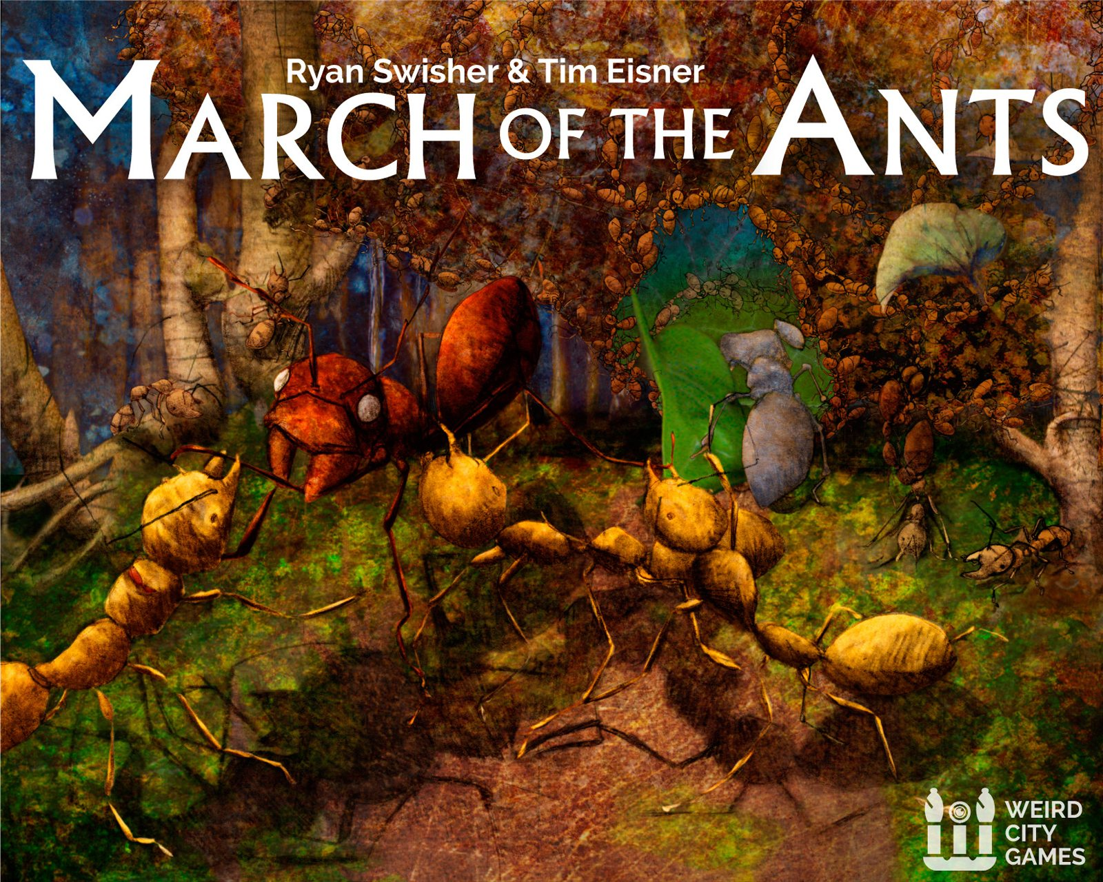 March of the Ants cover