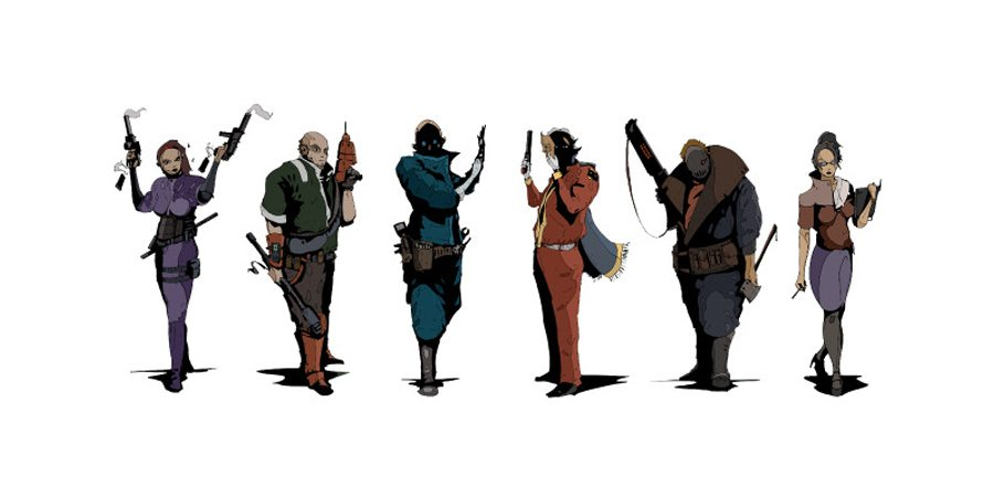 Kickstarter Tabletop Alert: The Agents Mark II