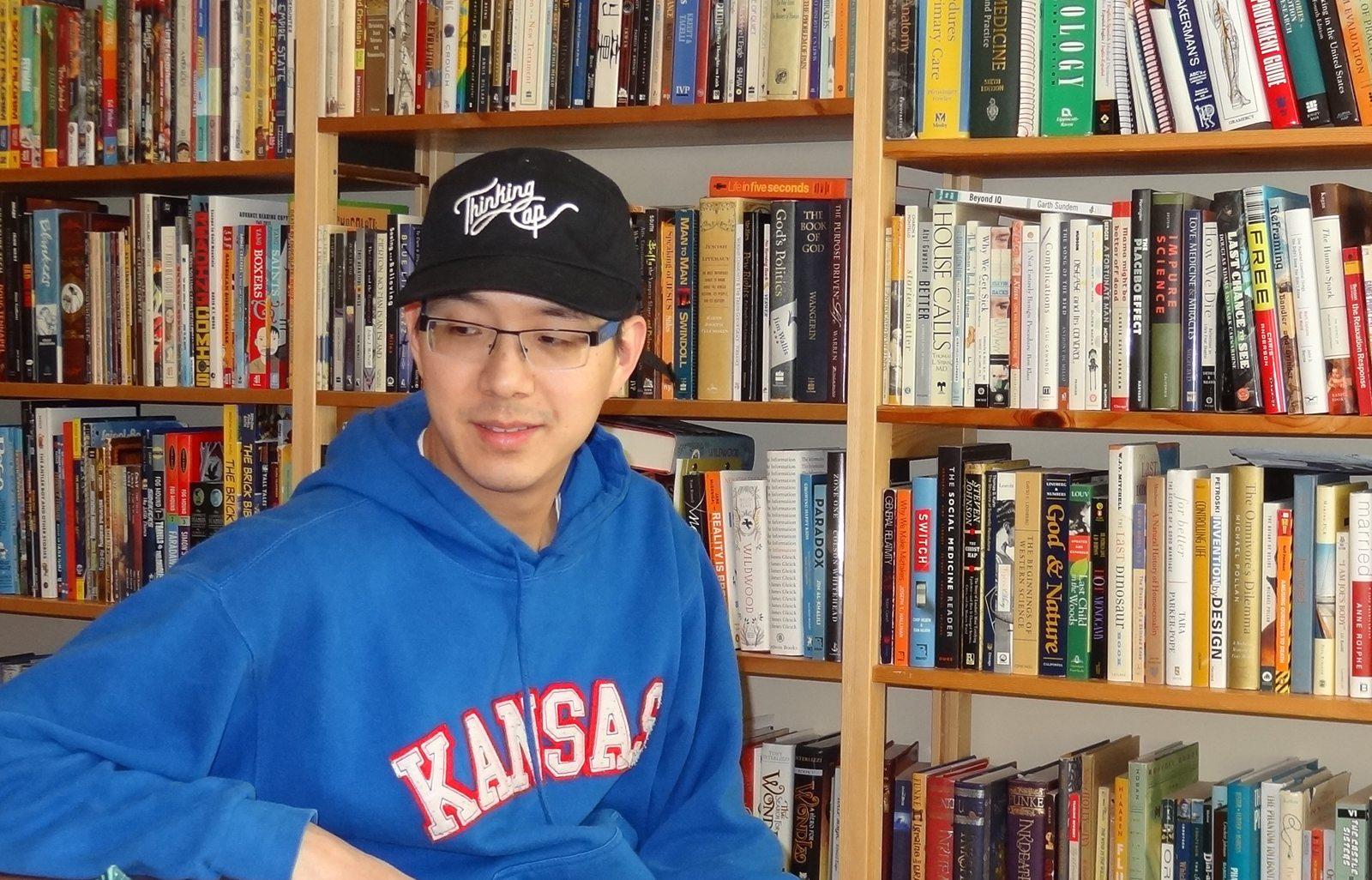Thinking Cap - Jonathan Liu