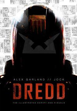 Dredd Illustrated Screenplay