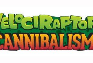 Velociraptor! Cannibalism!