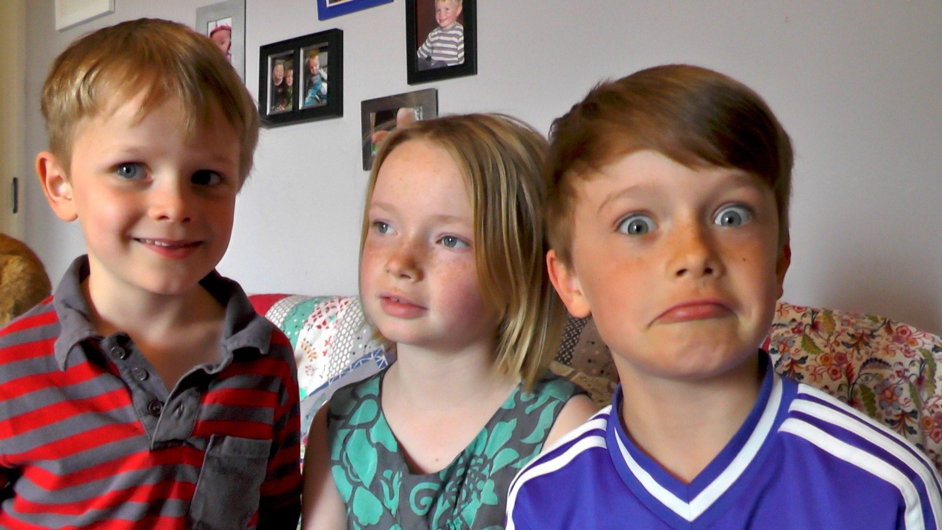 Kids React to Skylanders Trap Team