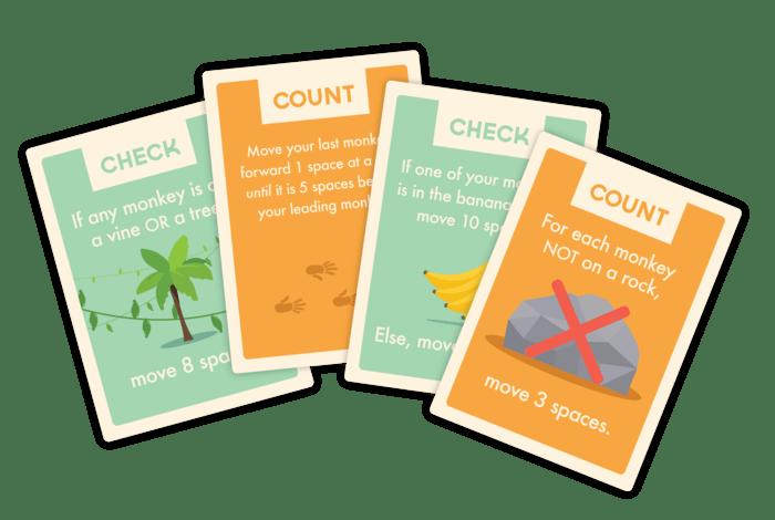 Code Monkey Island cards