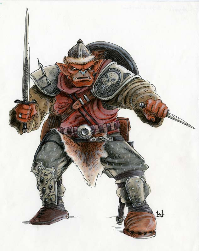 Hobgoblin by Tony DiTerlizzi