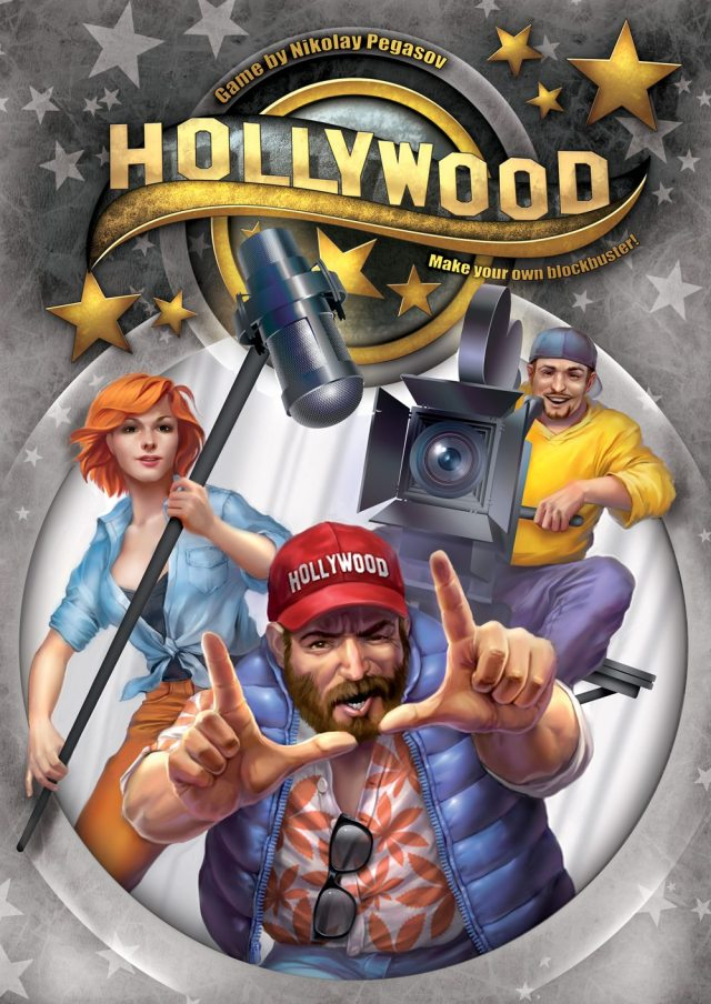 Hollywood Box cover
