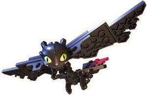 Toothless Ionix toy