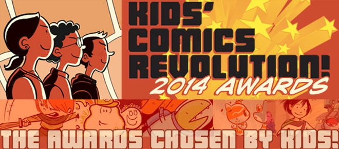 Kids' Comics Revolution awards