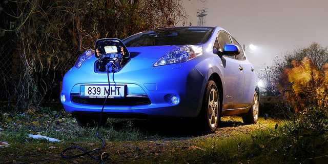 How to Calculate the MPG of an Electric Vehicle - GeekDad