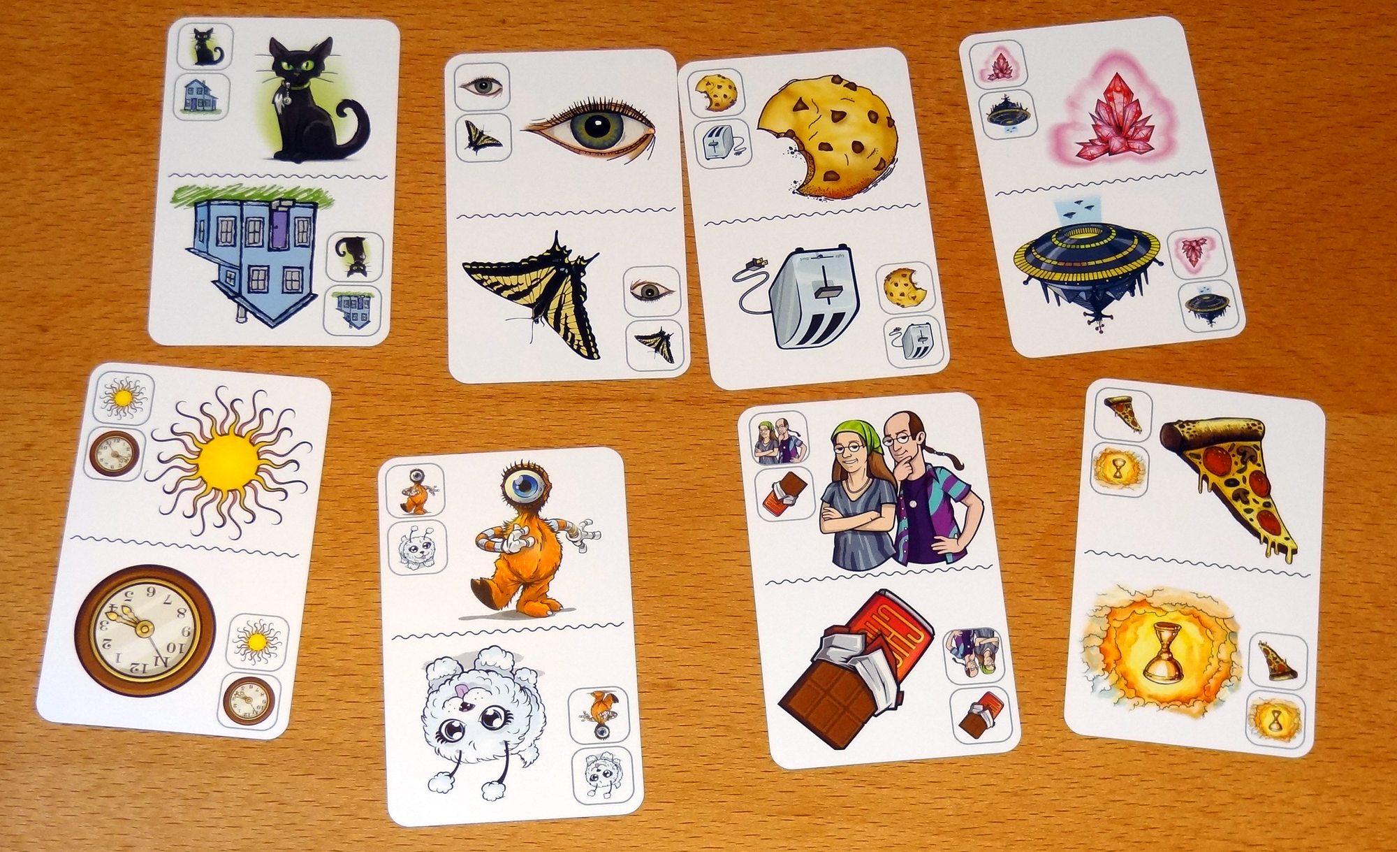 Loonacy cards