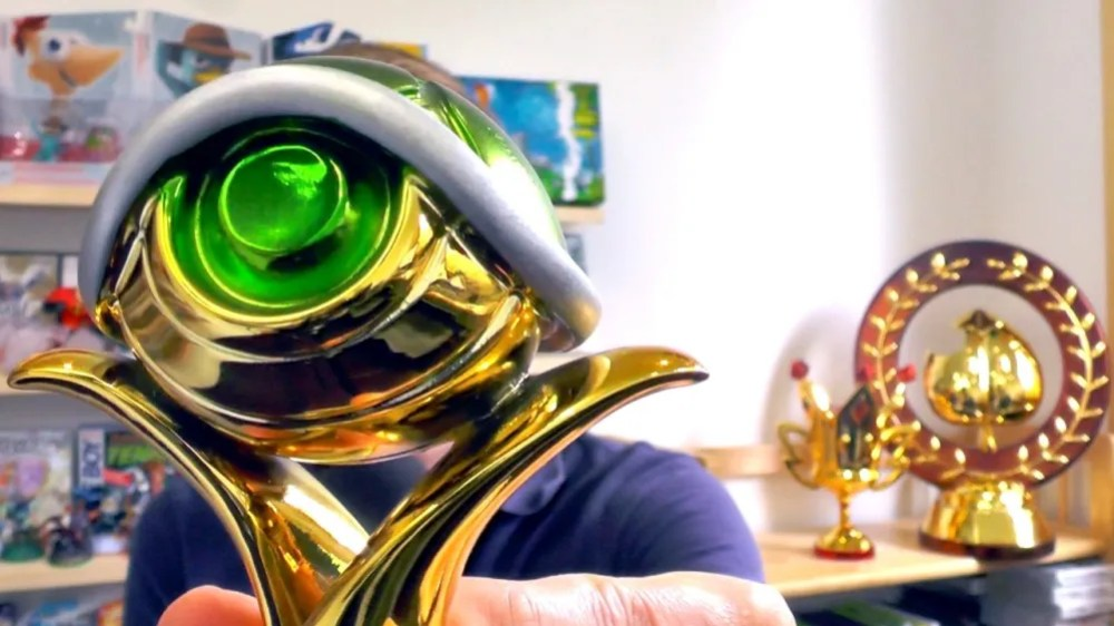 Mario Kart Trophy