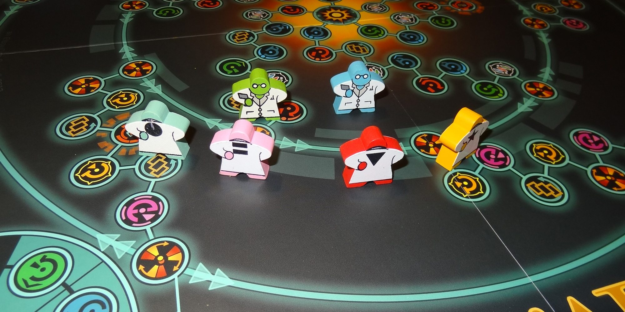 Antimatter Matters scientist meeples