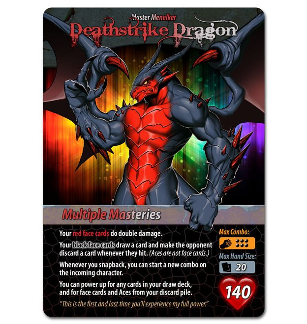 Yomi Deathstrike Dragon