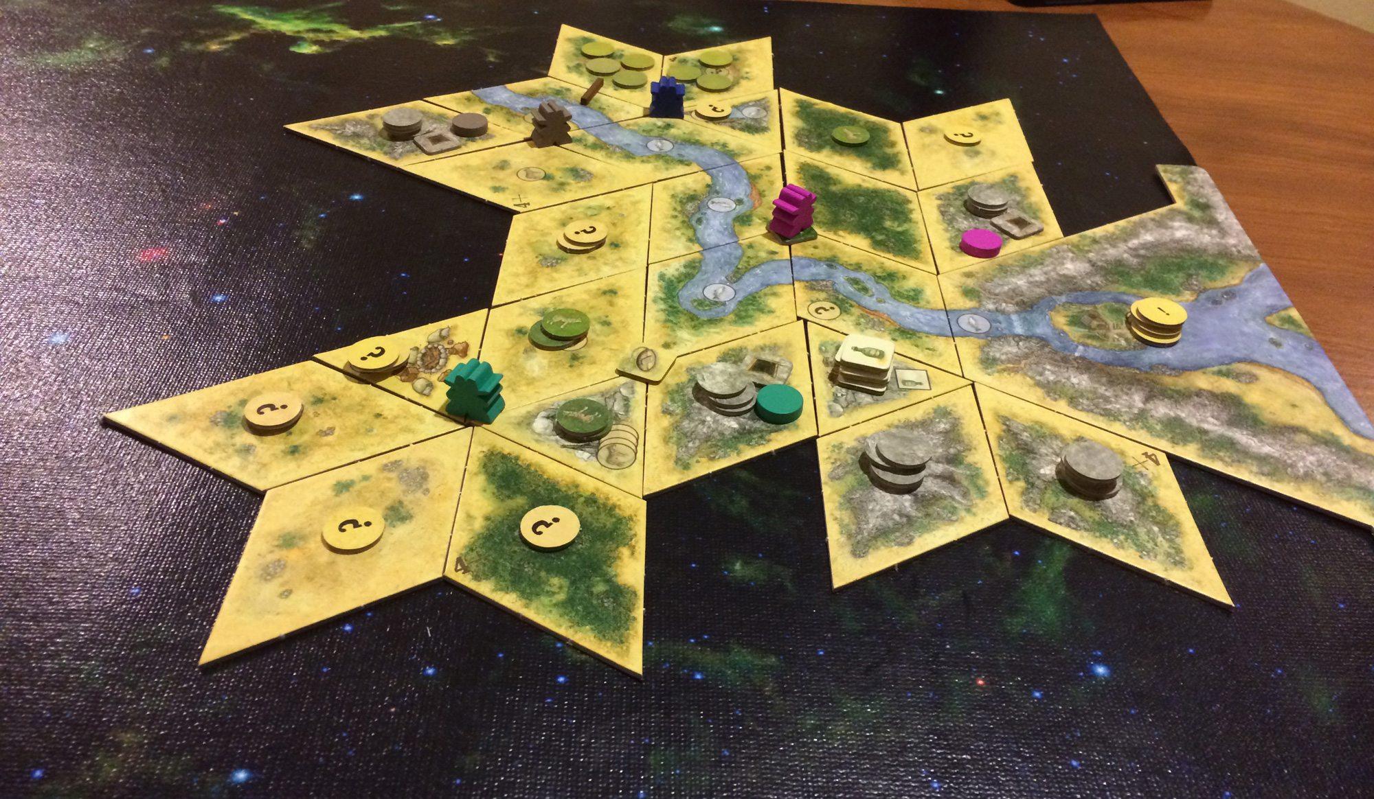 BFRGames GripMat - Lost Valley