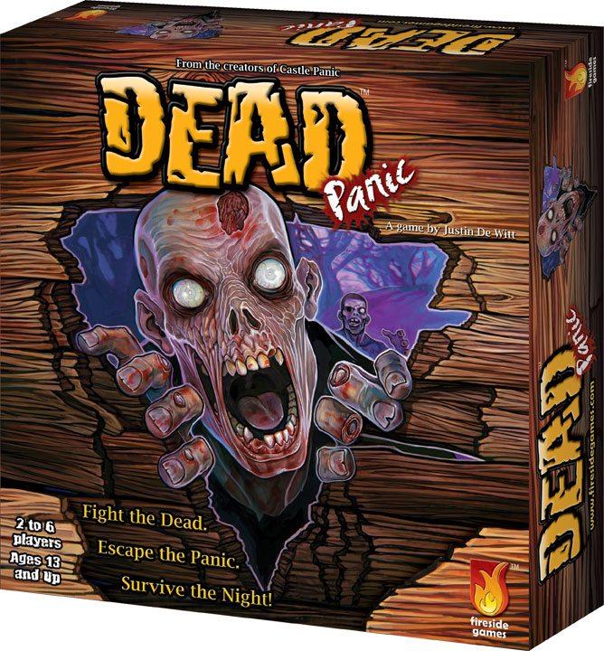 Dead Panic box