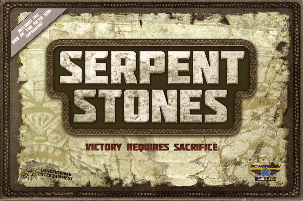 Serpent Stones cover