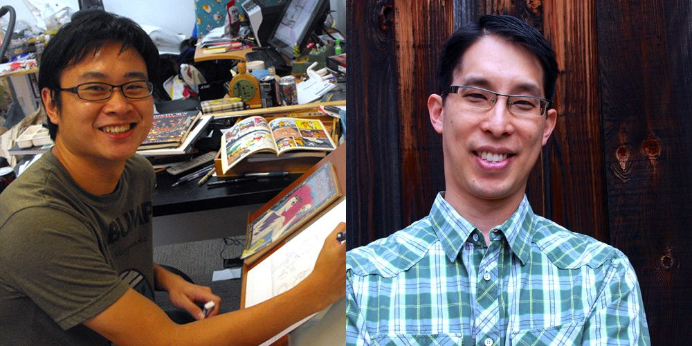 Bounded Enthusiasm #4: Gene Yang and Sonny Liew on The Shadow Hero