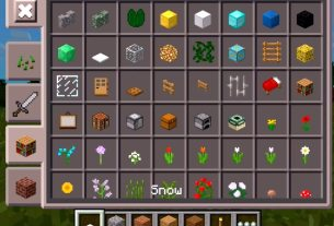 Minecraft Pocket Edition 0.9.0