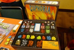 Game Trayz Euphoria