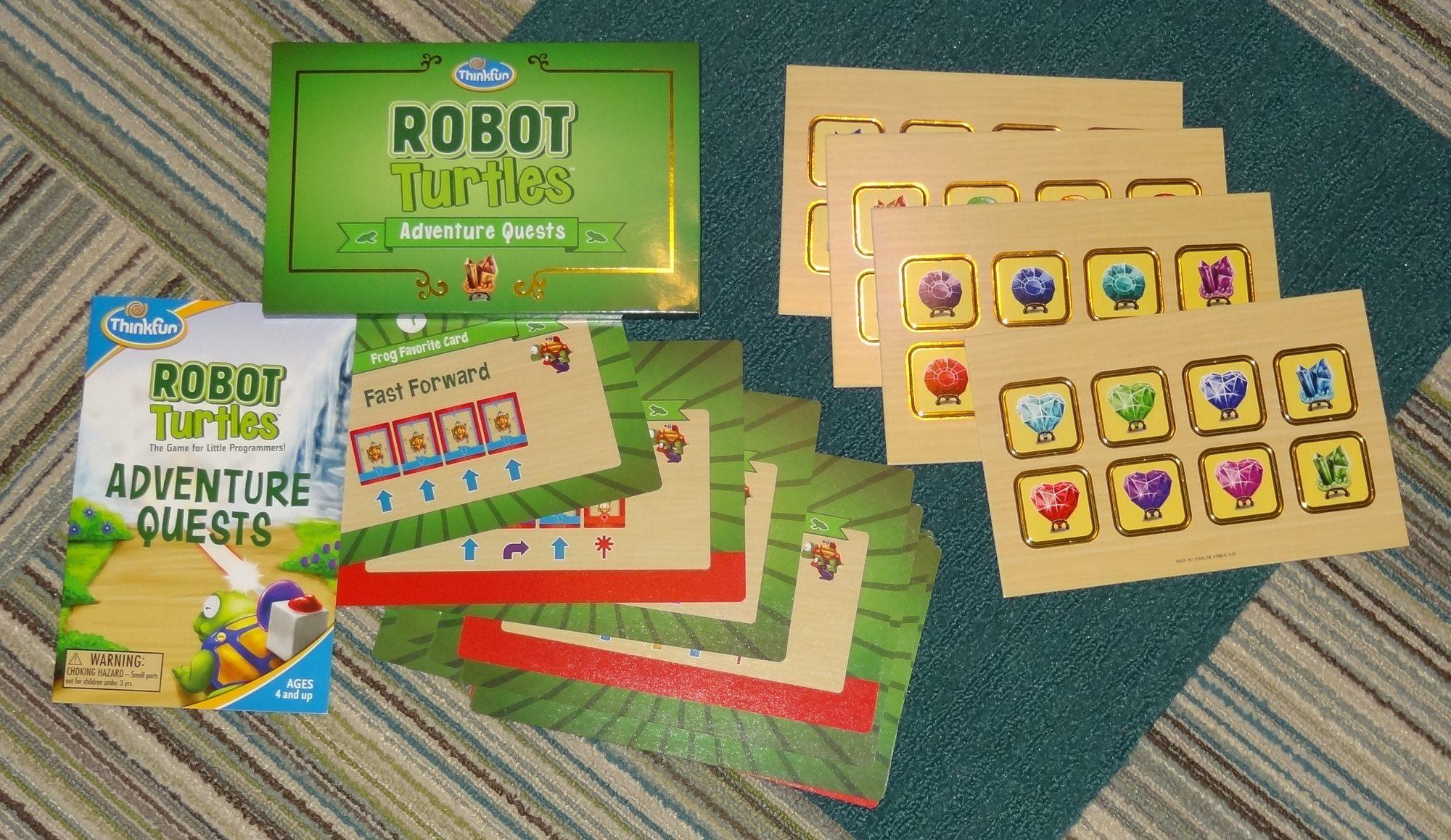 Robot Turtles From Kickstarter To Target Geekdad