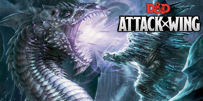 A Small Taste of D&D – Attack Wing