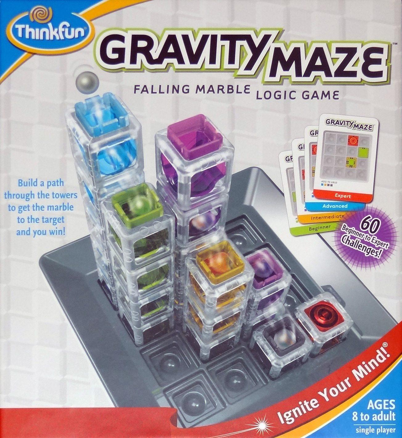 Gravity Maze cover