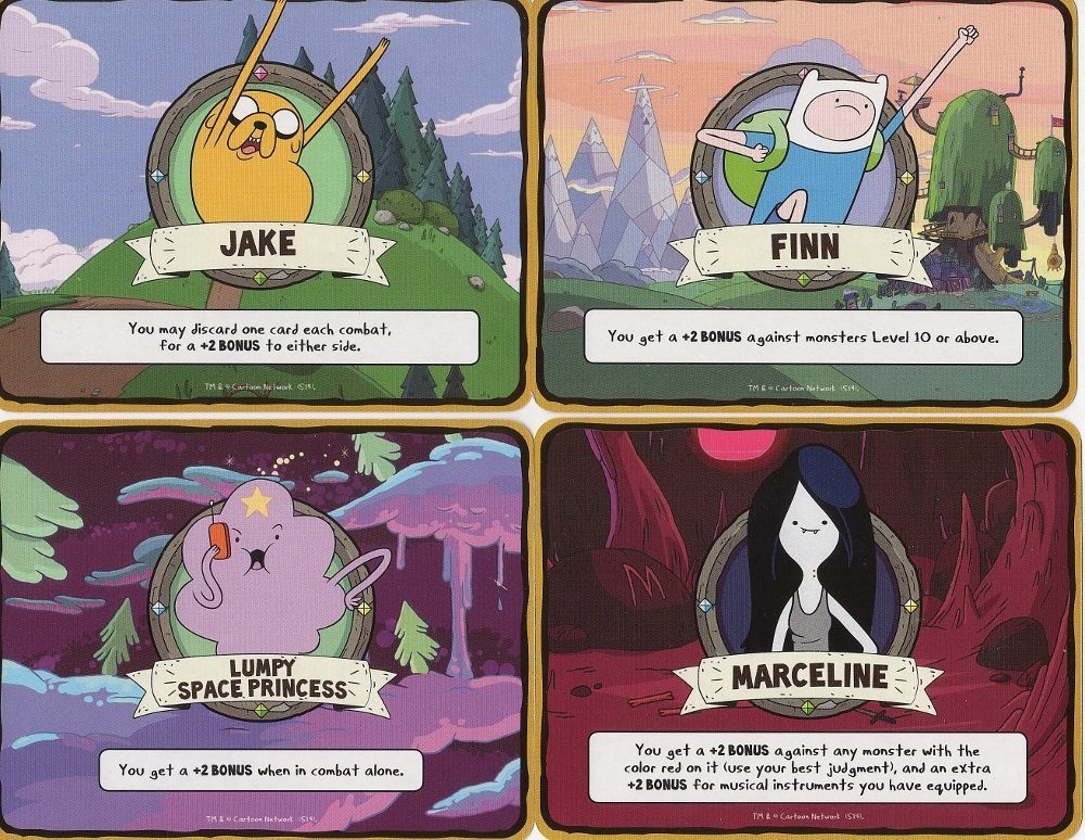 Munchkin Adventure Time - GeekDad