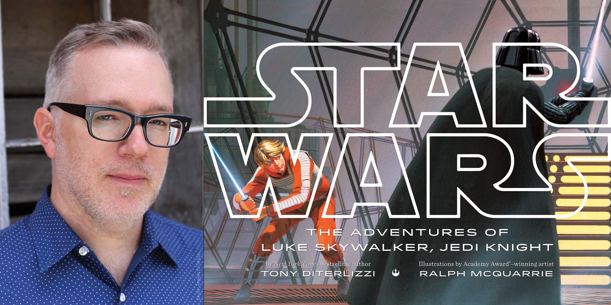 Bounded Enthusiasm #7: Tony DiTerlizzi, Ralph McQuarrie, & Star Wars