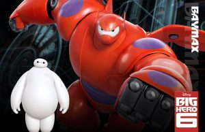 Baymax: personal health companion turned battle-bot.